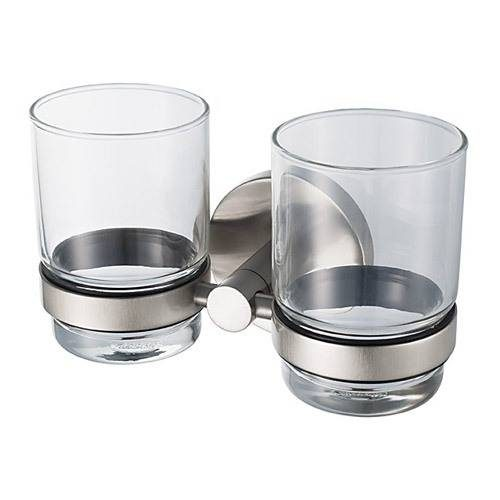 Aqualux Pro2500 Double Glass Tumbler Holder