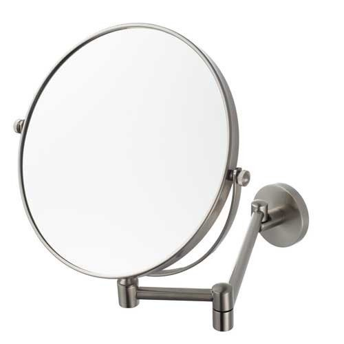 Aqualux Pro2500 Stainless Steel Look Shaving Mirror
