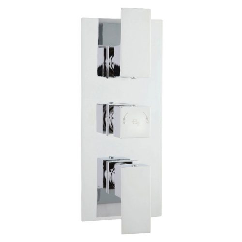 Hudson Reed Art Triple Thermostatic Shower Valve ART3211
