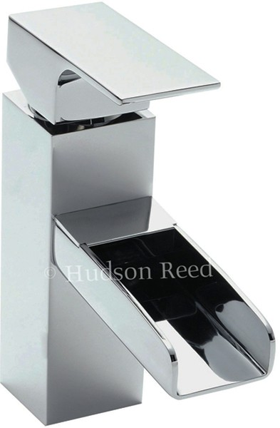 Hudson Reed Art Open Spout Mono Basin Mixer Chrome ART325