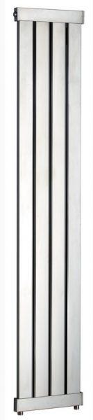 JIS Arun 1960 x 275 Tall Chrome Heated Towel Rail