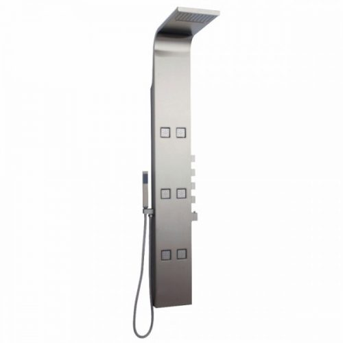 Hudson Reed Stainless Steel Astral Thermo Panel AS326