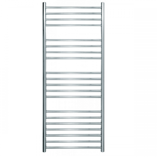 JIS Ashdown 520 Stainless Steel 1250x520mm Heated Towel Rail-0