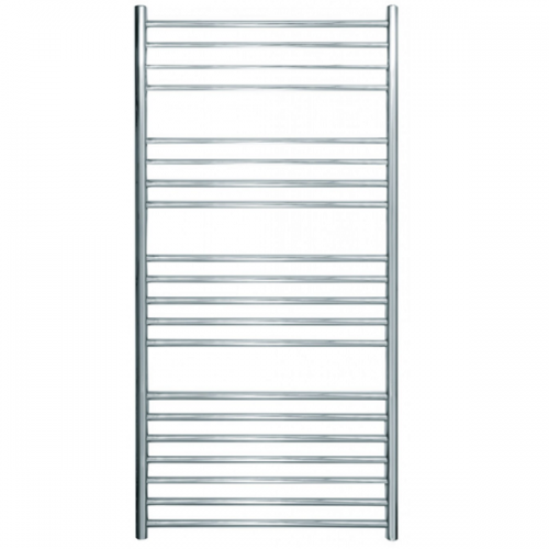 JIS Ashdown 620 Stainless Steel 1250x620mm Heated Towel Rail-0