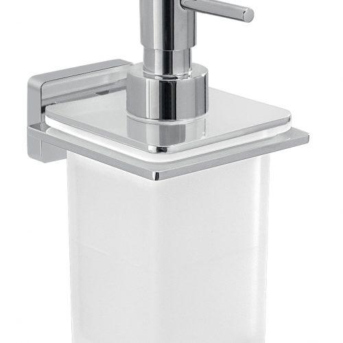 Gedy Atena Modern Soap Dispenser in Chrome 4481-13-0