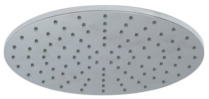 Vado air injected round 200mm shower head ATM-HEAD/RO-C/P