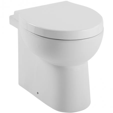 Short Projection 480mm Back to Wall Toilet pan seat & cistern