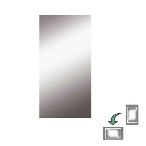 Bathroom Origins Brix Mirror 45 x 60cm 325624