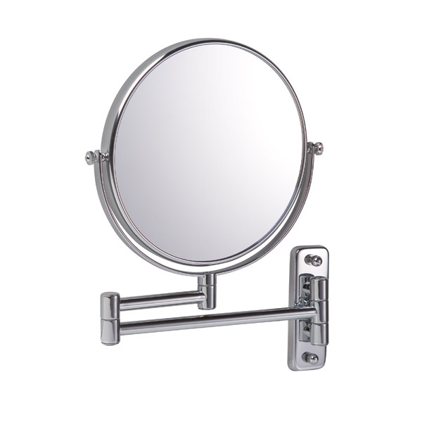 Bathroom Origins Reversable 7 x Mag Wall Mirror Chrome 054904