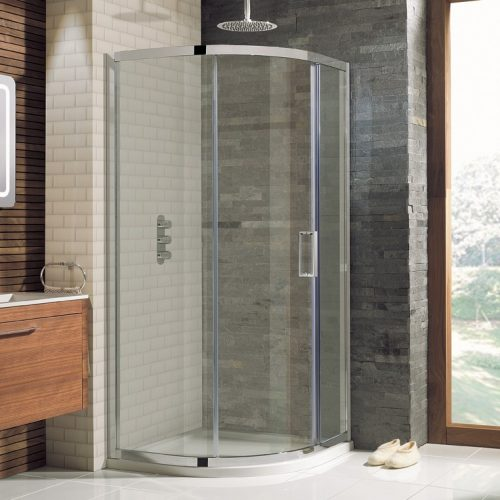 Crosswater Supreme Quadrant Shower Enclosure 1200x800 5316-0