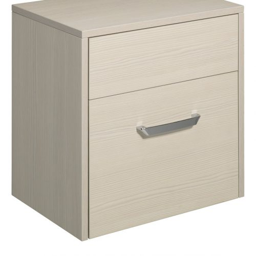 Bauhaus Essence Drawer Storage Unit 500 Glacier ES5035DGL