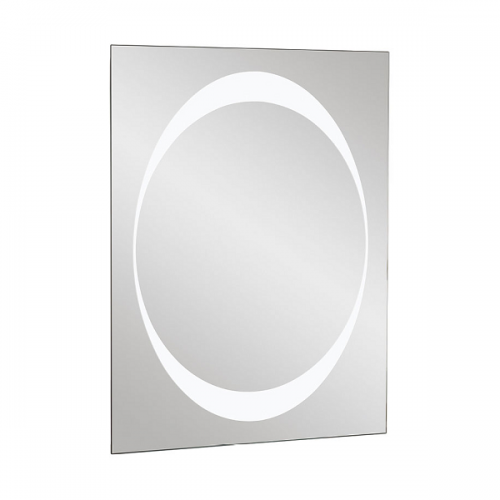 Bauhaus Revive 80 x 60cm LED Lit Mirror Bluetooth MEB8060B-0
