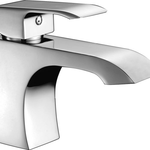 Saneux Belle Basin monobloc mixer tap 35mm BE002
