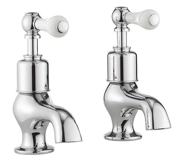 Belgravia Lever traditional bath taps BL340DC_LV