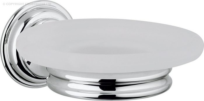 Crosswater Belgravia Traditional Soap Holder BL005C