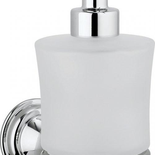 Crosswater Belgravia Traditional Soap Dispenser BL011C