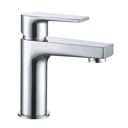 Just Taps Plus Babel mini basin mixer without waste BL108