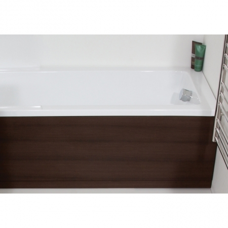 Saneux 1800 wenge bath panel and Plinth BP1803