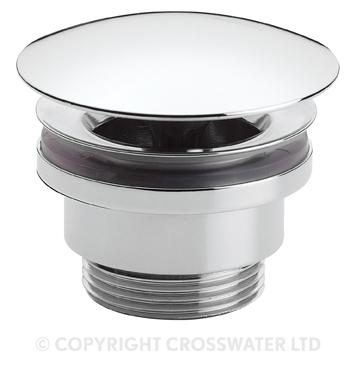 Crosswater Free Flow Run Safety Basin Waste 70 BSW0270C