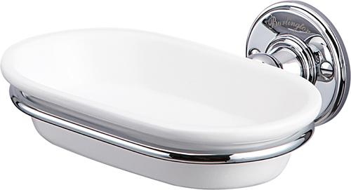 Burlington Chrome Soap Dish 110.A1CHR