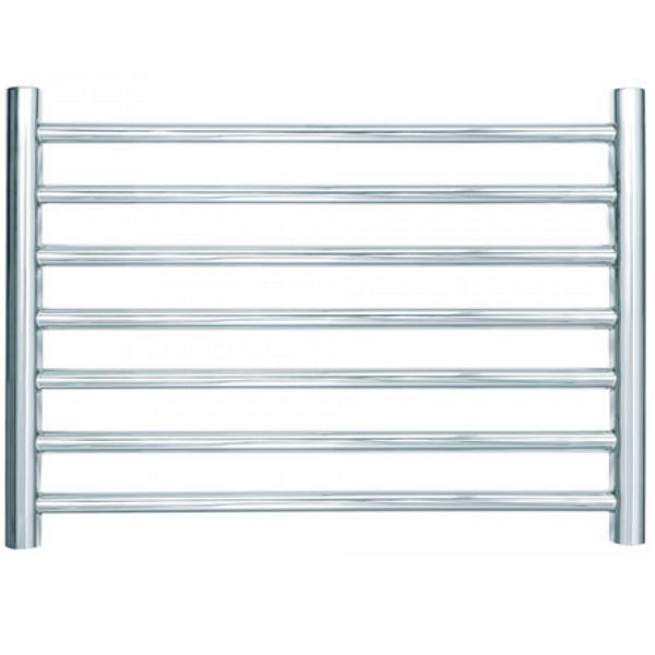 JIS Buxted Stainless Steel 370x520mm Heated Towel Rail-0