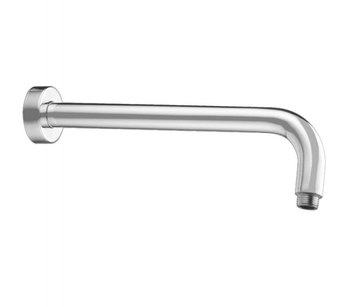 Just Taps Plus Chill Round Shower Arm 300mm