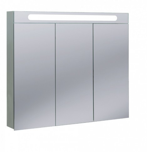 Crosswater Very Wide 95cm LED Bathroom Cabinet CB9080AL