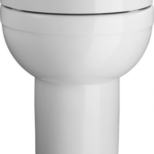 Bauhaus Central Back to Wall Toilet Pan ONLY CE6007CW