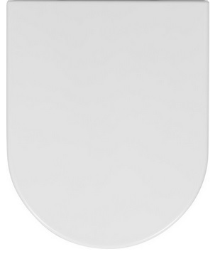 Crosswater Central Wrap Over Soft Close Toilet Seat CE6105W