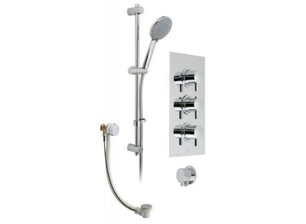 Vado Celsius Complete shower package CEL-1745-21-C/P