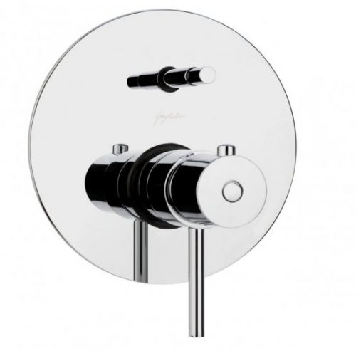 Cena thermostatic shower valve 2 outlets, HP 1 75671