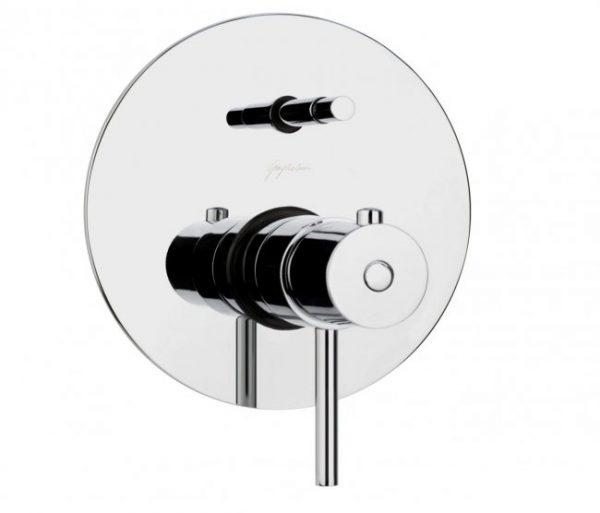 Cena thermostatic shower valve 2 outlets, HP 1 75671