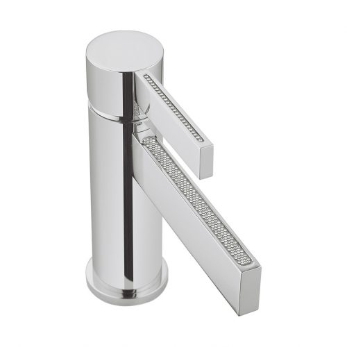Crosswater Sparkle Bathroom Basin Mixer Tap SA110DNC-0