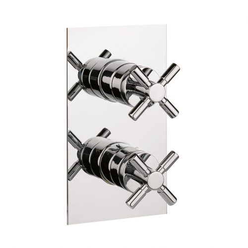 Crosswater Totti Thermo Shower Valve 2 Way Div TO1500RC