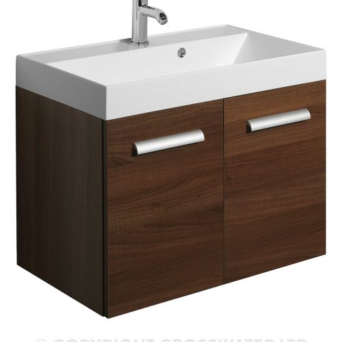 Crosswater Design Vanity 700 Basin Only DE0003SRW