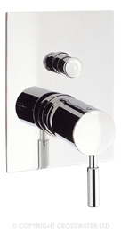 Crosswater Design Shower Valve With Div Recessed DE0005RC