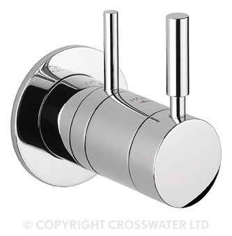 Crosswater Design THERMO SHOWER VALVE DE0010RC