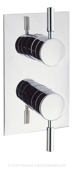 Crosswater Design THERMO SHOWER VALVE PORTRAIT DE1000RC