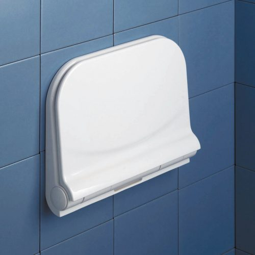 Gedy Dino Fold-Up Shower Seat In white DI82-02