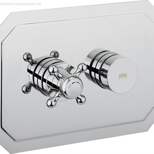 Crosswater Belgravia Dial Shower Valve 1 Control DIAL-BEL-2