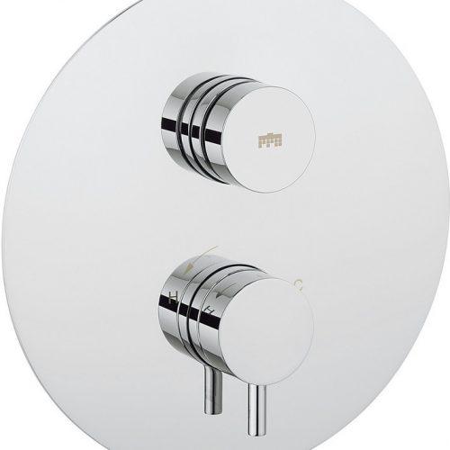 Crosswater Kai Lever Dial Shower Valve 1 Control DIAL-Kai-15
