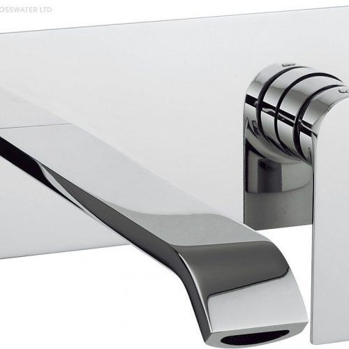 Crosswater Dune Wall Concealed Basin Mixer Tap DN121WNC