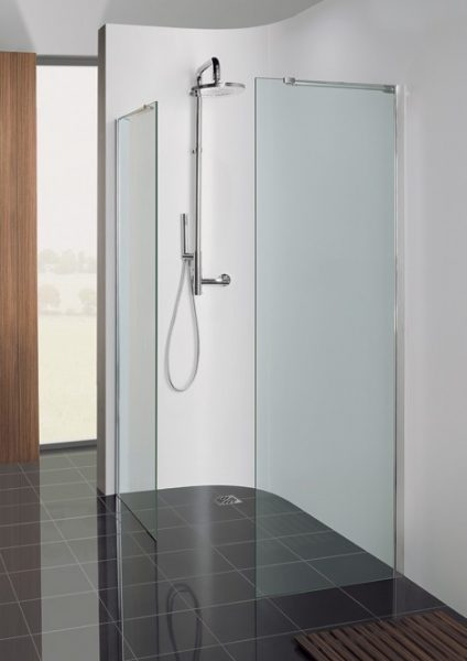 Simpsons Design Wet Room or Walk In Panel 400mm DSPSC0400