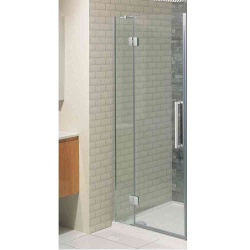 Crosswater Design Wet Room or Walk In Panel 600mm DSPSC0600
