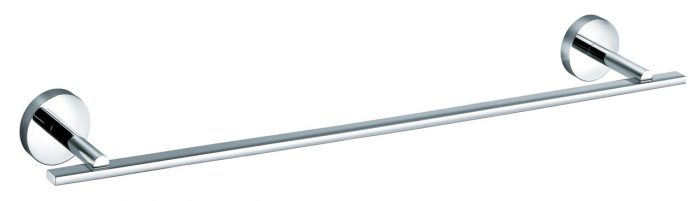 Vado towel rail 670mm (26'') wall mounted ECL-184-C/P
