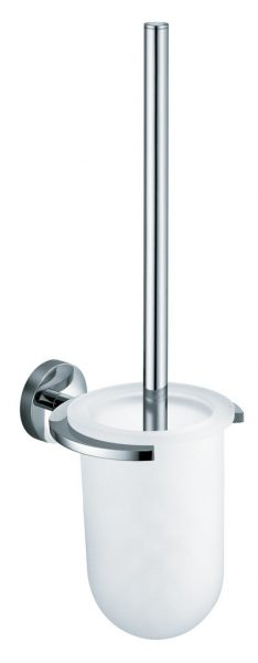 Vado toilet brush and holder wall mounted ECL-188-C/P