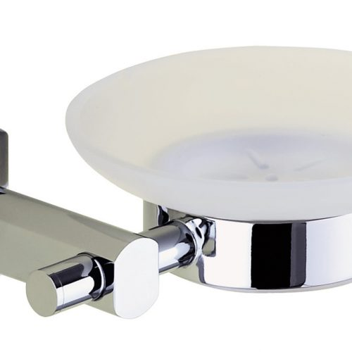Gedy Edera Wall Mounted Bathroom Soap Dish ED11-13
