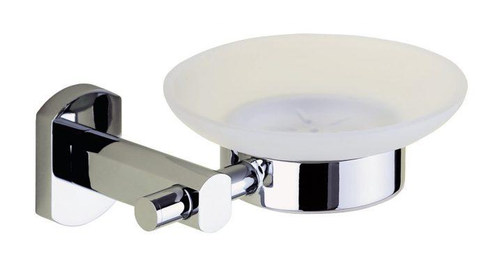 Gedy Edera Wall Mounted Bathroom Soap Dish ED11-13