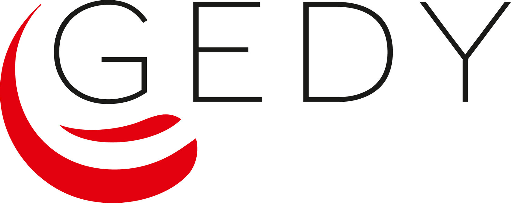 Gedy Edera WC Brush Set Free Standing in Chrome ED34-13