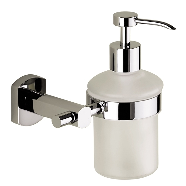 Gedy Edera Wall Mounted Bathroom Soap Dispenser ED81-13
